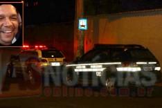 Homem é morto com um tiro na cabeça depois de discussão em bar em São Domingos do Prata