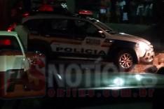 Após casal ter Fiat Punto roubado minutos depois PM o localiza no Juca Batista
