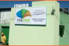 Para evitar propagação do coronavírus, Itaurb suspende triagem de resíduos