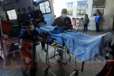 Homem é baleado através de um buraco de divisa de casa no bairro Monsenhor Jose Lopes em Itabira
