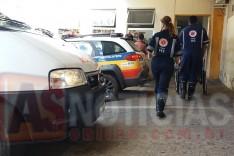 Briga familiar acaba com um homem sem querer ferido no braço em Itabira