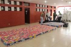 44º Festival de Inverno de Itabira arrecada 2.432 litros de leite e 1.531 livros infantis