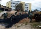 Construtora Vale Verde doa camada asfáltica para estacionamento do HNSD
