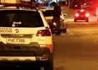LADRÕES SE PASSAM POR POLICIAIS, RENDEM VIGIA E ROUBAM FERRAMENTAS DE UMA CONSTRUTORA