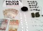 PM DE SANTA BARBARA APREENDE DOIS MENORES ACUSADOS DE TRAFICO DE DROGAS
