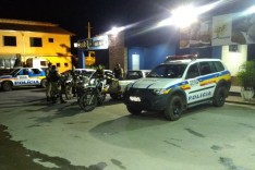 Morador da cidade de Ferros tem Polo tomado de assalto na rodovia MG-129 no bairro Chapada em Itabira