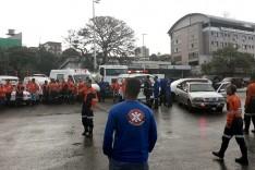 A partir de hoje acontece a suspensão temporária das atividades de serviço de emergências Voluntários em Minas Gerais