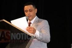 Unanimamente Vetão é eleito presidente da Câmara de Itabira