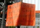 SEM PAGAMENTOS,FUNCIONÁRIOS DA TC MONTAGENS PROTESTAM NA PORTA DA ARCELOR MITTAL