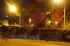Trabalhadores são agredidos por ladrões de cobre armados na área Vale na Mina Cauê em Itabira