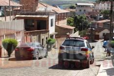 Frustrado: Bandido tenta roubar servente escolar e foge sem levar nada no Clóvis Alvim em Itabira