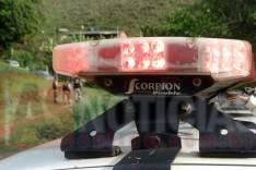 Suspeito em motocicleta durante perseguição atira contra Militares no Distrito de Ipoema em Itabira