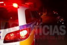 Bandidos armados assaltaram clientes na Boate Lá Paloma no bairro Conceição em Itabira