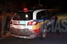 Agente da Transita teve motocicleta roubada por bandidos armados próximo da Conceição