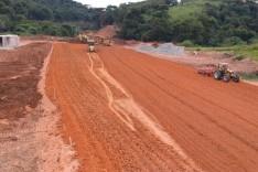 Avenida Integração – Ronaldo Magalhães confere construção da nova avenida