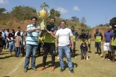 Malaquias vence a Copa Integração 2018 em São Gonçalo do Rio Abaixo