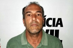 Policia Civil prendeu principal mentor do crime do taxista na estrada de Rio Piracicaba