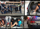 PC PRENDE SEIS PESSOAS SUSPEITOS DE HOMICÍDIO, TRÁFICO DE DROGAS E ORGANIZAÇÃO CRIMINOSA