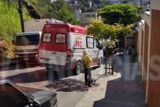 Gerente de posto de combustível é agredido a coronhadas durante assalto no bairro São Pedro em Itabira