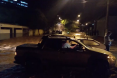 Chuva provoca novos alagamentos em João Monlevade