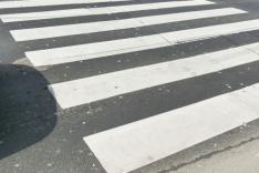 """Segurança no trânsito – Transita reinicia campanha """"Pé na Faixa"""""""