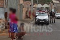 Residencia recebe tiros devido a desentendimento entre dois homens no bairro Monsenhor Jose Lopes