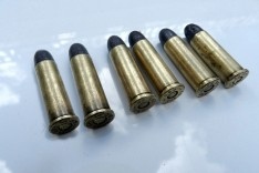 PM prende Homem em fuga com munições calibre 38 no bairro Fênix