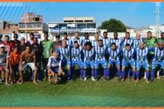 Itabirano Tunico esta a um empate de ser campeão da serie B do campeonato Capixaba