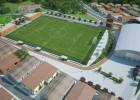 Prefeitura retoma obras do Centro Esportivo