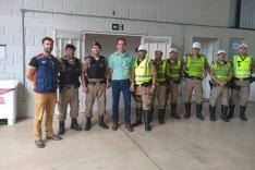 Simulado de emergência de barragens reúne 1.774 moradores de Rio Piracicaba