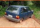 PM em patrulhamento Ostensivo localiza Fiat Uno furtado no estacionamento do HNSD