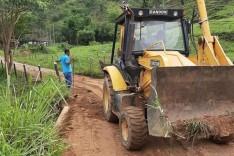 Estrada interditada por erosão nas comunidades rurais de Ferros já foi liberada