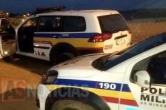 PM localiza Fiat Uno pouco tempo depois de furtado no bairro Balsamo em Itabira