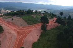 Alto da Gaivota – Prefeitura realiza obras de pavimentação para novo acesso ao bairro Pedreira