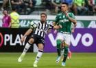 Victor pega pênalti e Galo empata com o Palmeiras sem gols fora casa
