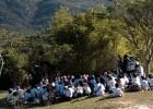 Catas Altas recebe alunos de Belo Horizonte em turismo pedagógico