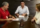 Prefeito Antônio Carlos concede bolsas de estudo para 35 estudantes no Senai
