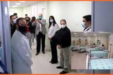 HNSD inaugura novos leitos de UTI