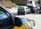 Veículos e autores envolvidos em saque de carga na BR-381 são presos pela PRF