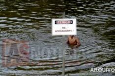 Homem é encontrado morto dentro de um lago em Alvinópolis