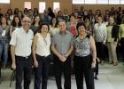 Secretaria de Educação  Prefeitura conclui evento que avalia o Plano Municipal de Educação