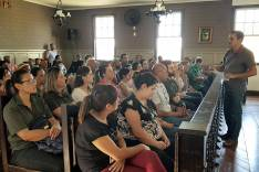 Prefeitura de Catas Altas presta contas do segundo quadrimestre de 2018