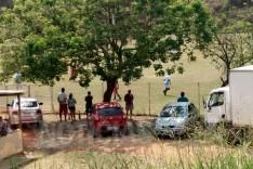 Liga Itabirana de Futebol Amador participou de reunião sobre liberação de campos na cidade