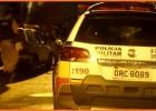 Funcionários de pizzaria são agredidos e tem moto, dinheiro e pizza roubados por bandidos no Santa Marta