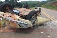 Homem morre depois de ser socorrido na estrada Deputado Luiz Menezes em Itabira