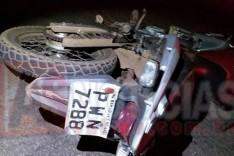 Inabilitado foge depois de atropelar vitima que morre na rodovia MG-436 em Barão de Cocais
