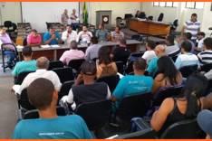 Comissões deliberam dois projetos e debatem demissões na Itaurb