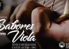 Thiago Brava, Orquestra Luthier e rodeio são algumas das atrações do Festival  Sabores com Viola e XVII Cavalgada de Catas Altas