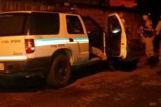 Bandidos arrombam fazenda e furtam motocicleta e armas de fogo na rodovia MG-129