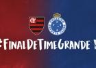 Cruzeiro e Flamengo lançam manifesto em favor da paz nos duelos